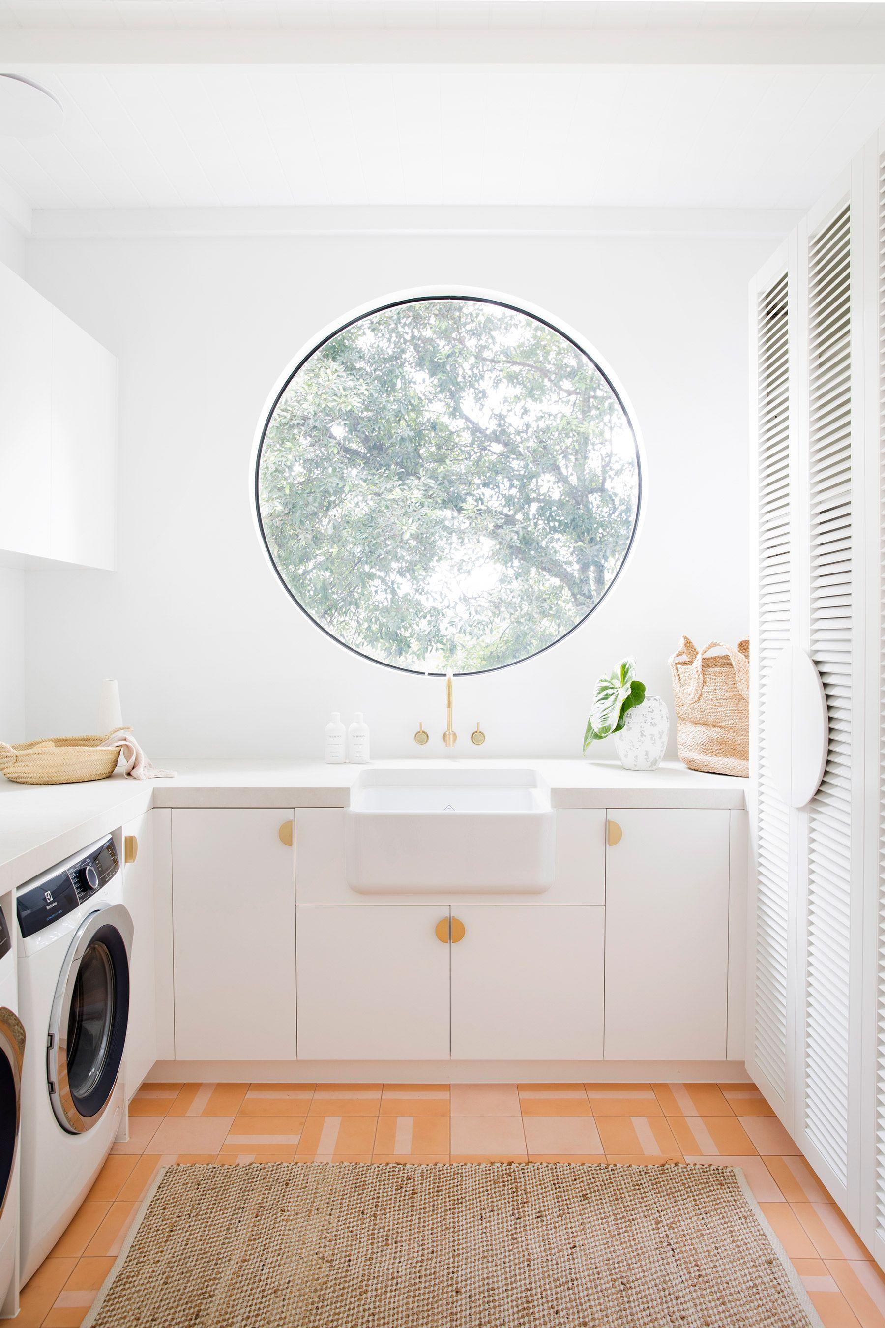 Three Birds Renovations Laundry Bathroomlaundry Three Birds Renovations Home Interior