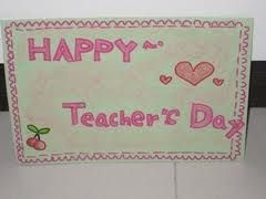 Teachers Day Greeting Cards From Kids Teachers Day Handmade Gift Ideas Homemade Greeting Teachers Day Greeting Card Teachers Day Greetings Teachers Day Card