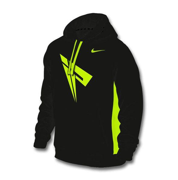 Pamaj Nike Tech Hoodie, performance fleece hoodie with rib