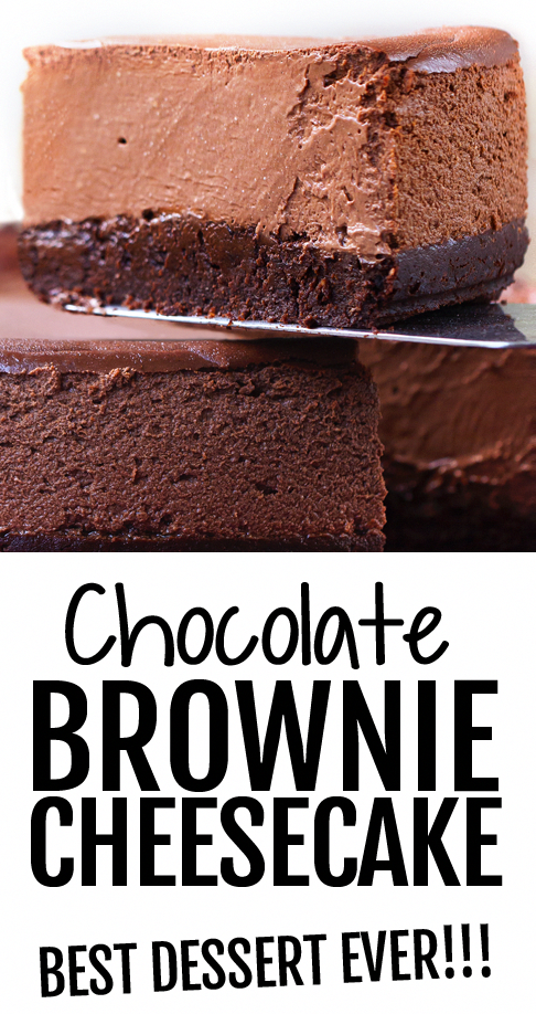 Super chocolate cheesecake that tastes like mousse pie and is a huge crowd pleaser at parties #cheesecake #chocolate #dessert #food #easy #recipes #cheesecakedessertseasy
