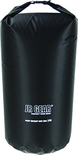 a61c15c93c7 JR Gear Light Weight Dry Bag Black 25 L   Check out the image by visiting  the link.Note It is affiliate link to Amazon.