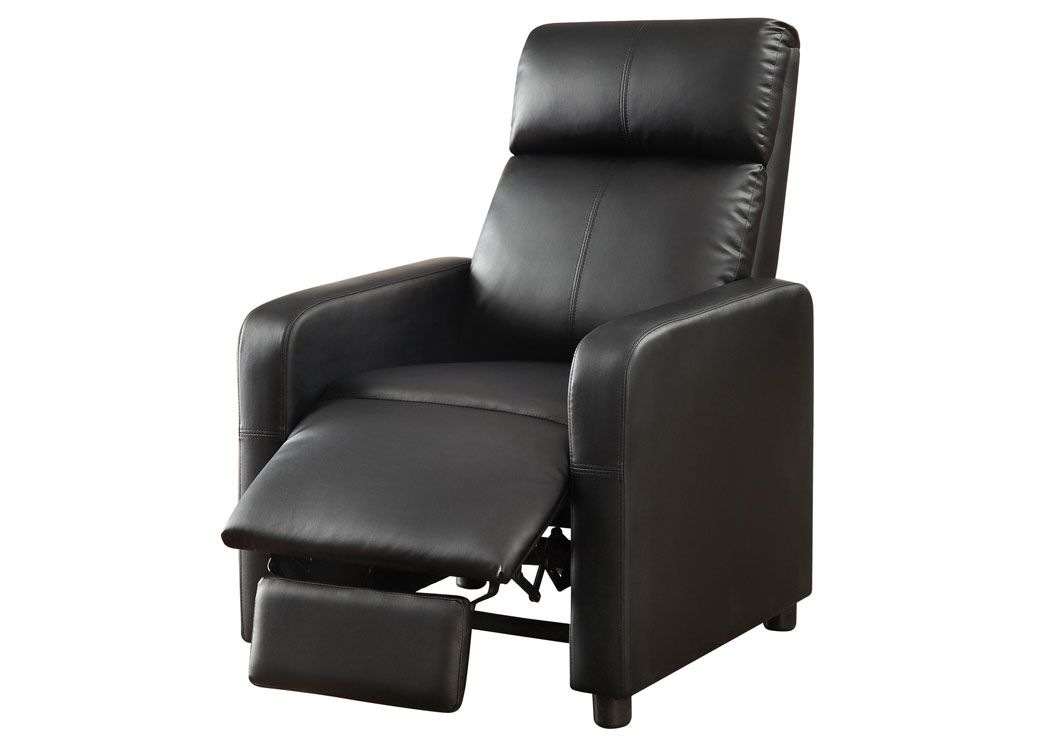With A Modular Design And Contemporary Style Our Toohey Home Theater Collection Is The Perfect Additio Recliner Chair Coaster Furniture Contemporary Recliners