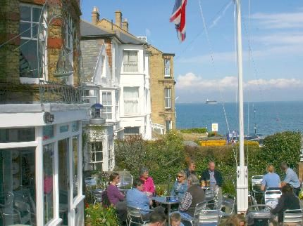 Seaview Hotel Isle Of Wight Guide All