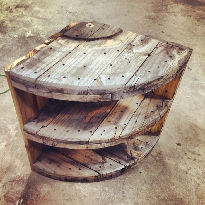 Recycling Ideas With Old Shipping Wooden Pallets | Möbel selber ...