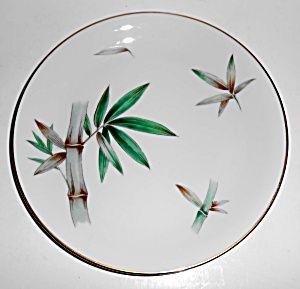 Noritake China Porcelain Canton Bamboo Dinner Plate Noritake China Noritake Noritake China Patterns