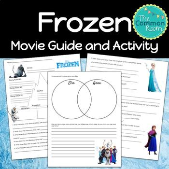 Frozen Movie Questions And Activitywhile Viewing The Film Frozen Students Will Be Able To Fill Out A P Activities Elementary Resources This Or That Questions
