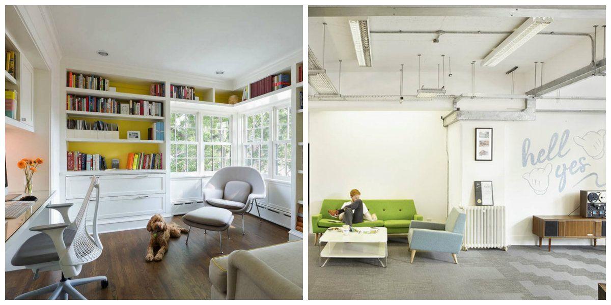 Oficinas modernas: 12 tendencias del diseño de oficina en ...