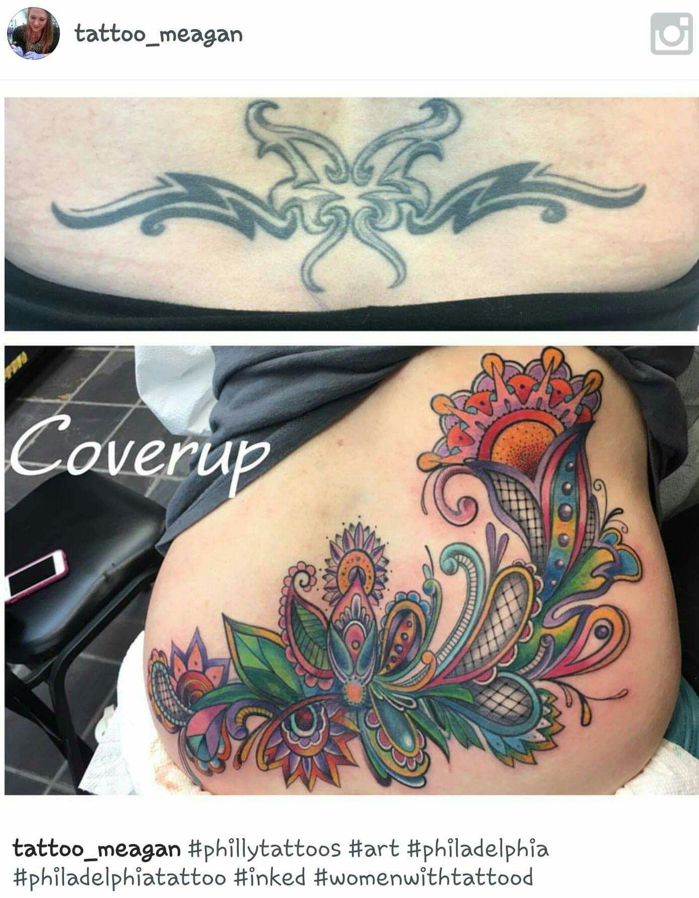 A Female Philly Tattoo Artist Impressive Work Forearm Tattoo Women Paisley Tattoos Back Tattoo Women