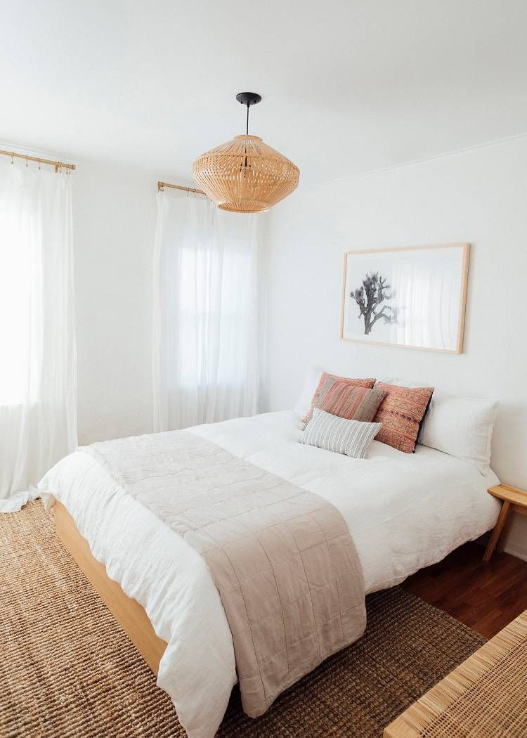 P I N T E R E S T Annalisekatherine Simple Bedroom Decor Home Decor Bedroom Bedroom Interior