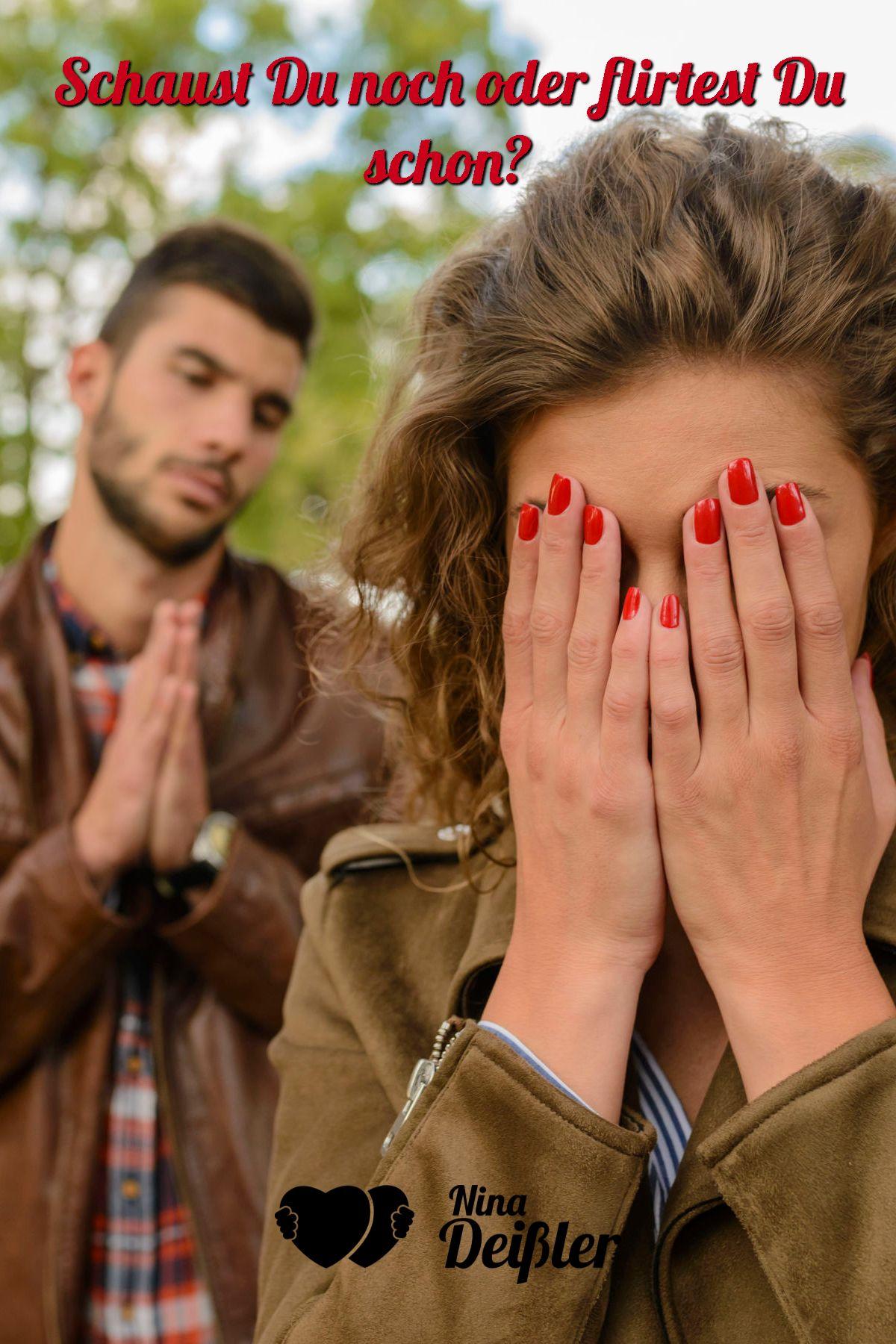 Flirten für schüchterne