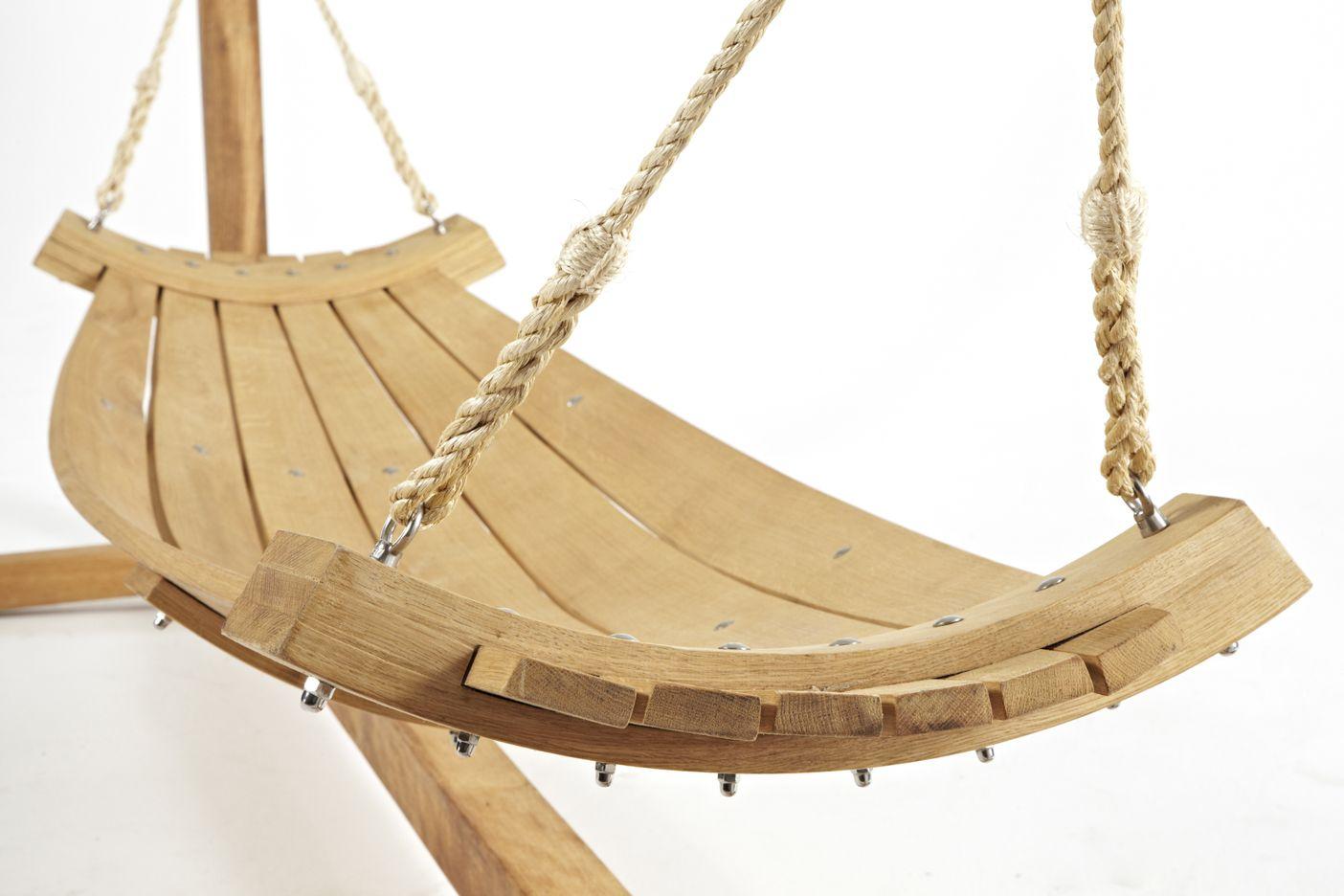 Beautiful solid steamed oak hammock hertfordshirehammocks