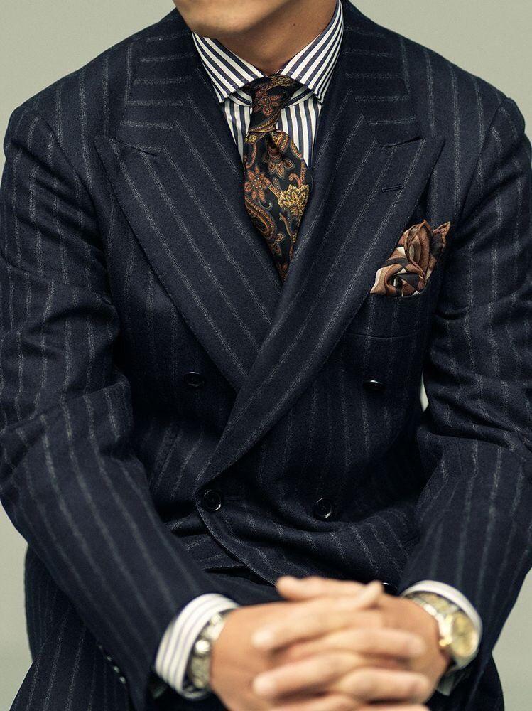 c3e77daf34195 The Gentleman's Guide: Pattern Mixing | Men with Class | Ropa elegante  hombre, Moda para caballero, Moda y complementos