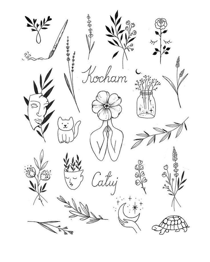 #tattooart #tattoodrawing #tattoosketch #tattooflash #flowerpower - Tattoo - #flowerpower #Tattoo #tattooart #tattoodrawing #tattooflash #tattoosketch
