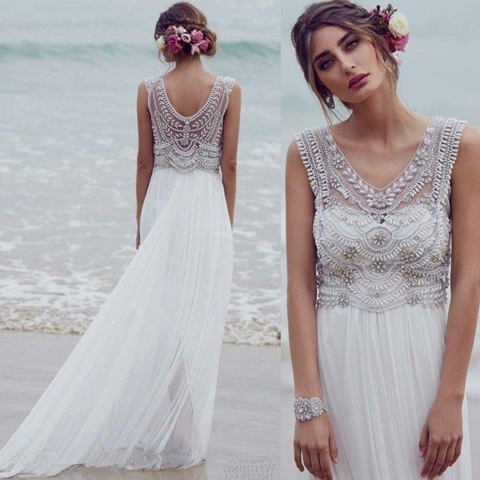 Brautkleider Braut Spitze Robe Hochzeitskleid Kimono Seide