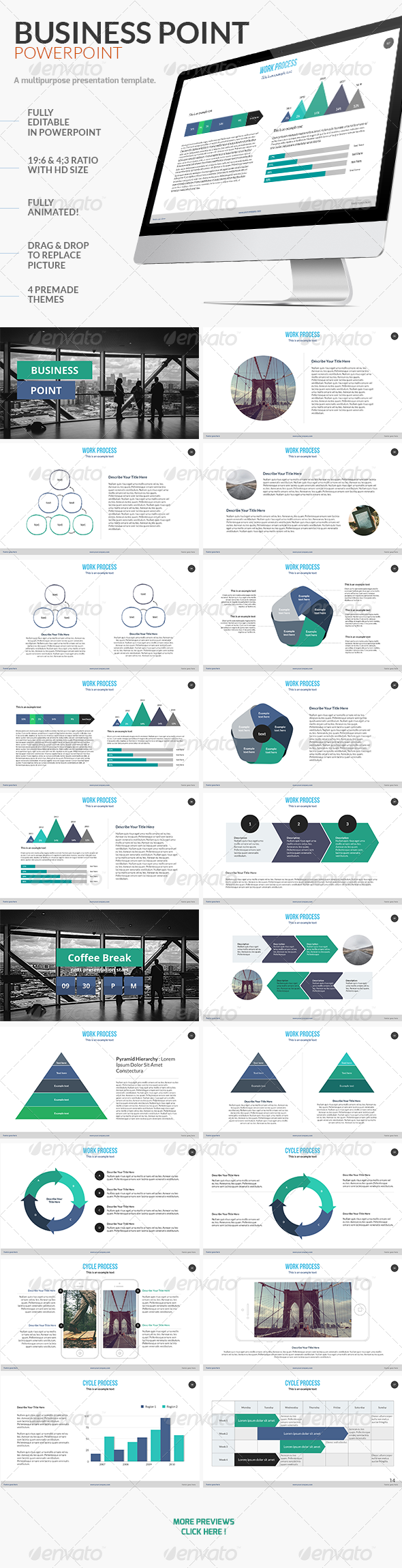 Business Point - Powerpoint Template