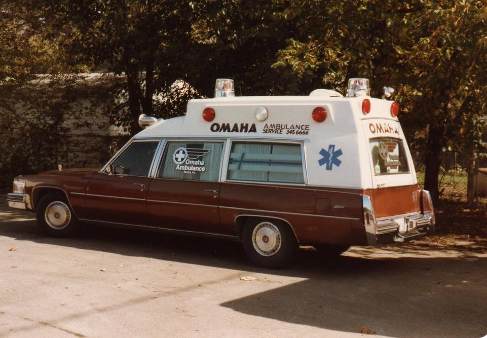 Pin On Cadillac Ambulances Flower Cars Pickups Custom Wagons