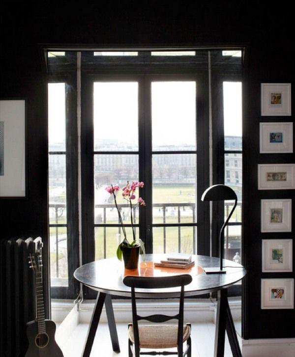 Agrandir Une Fenêtre En Trompe Loeil En Utilisant Des Miroirs De