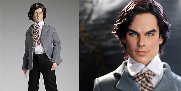 Repintura boneca Damon Salvatore