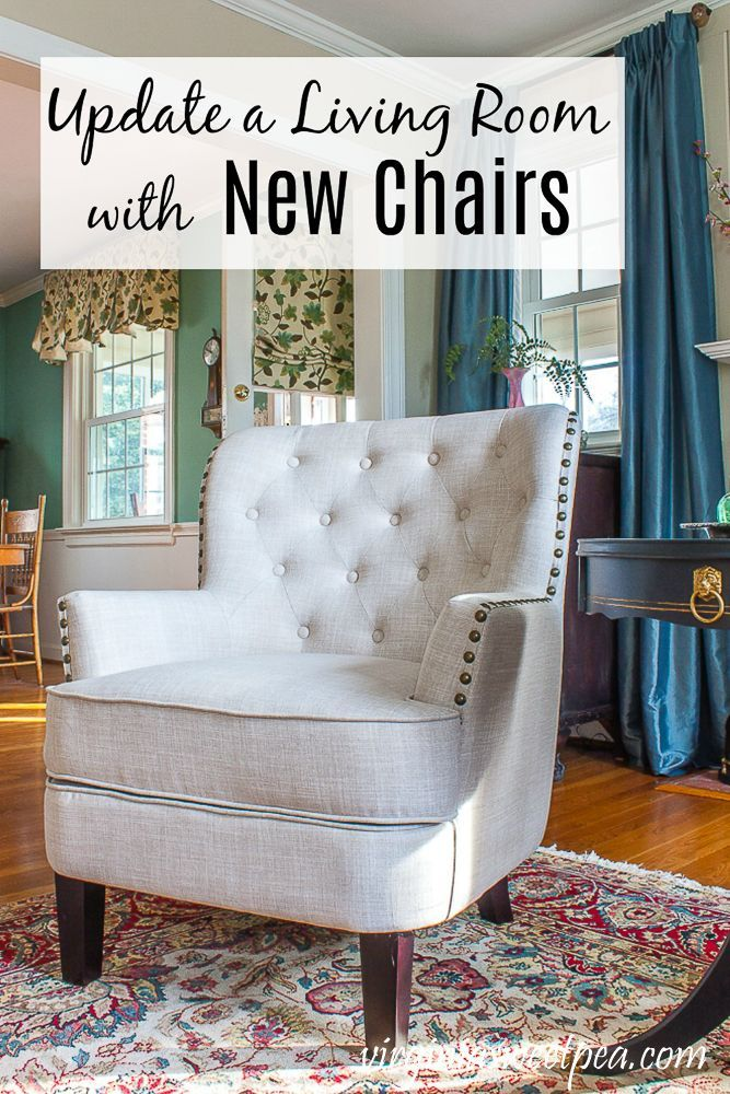 Modern Home Decor Update a Living Room with New Chairs - A living room gets a fresh and updated look with new chairs..Modern Home Decor  Update a Living Room with New Chairs - A living room gets a fresh and updated look with new chairs.