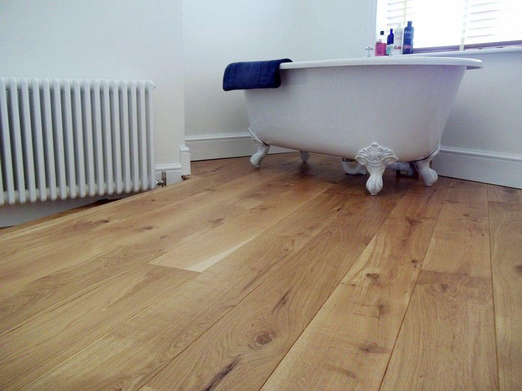 Engineered Character Grade Oak Flooring 20mm | Engineered ...
