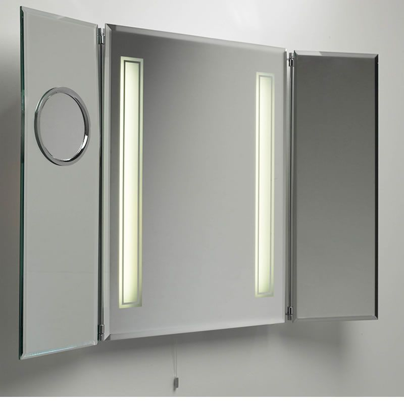 bathroom medicine cabinet with mirror and lights decor ideas rh pinterest com Medicine Cabinets with Lights and Mirror Medicine Cabinets with Lights and Mirror
