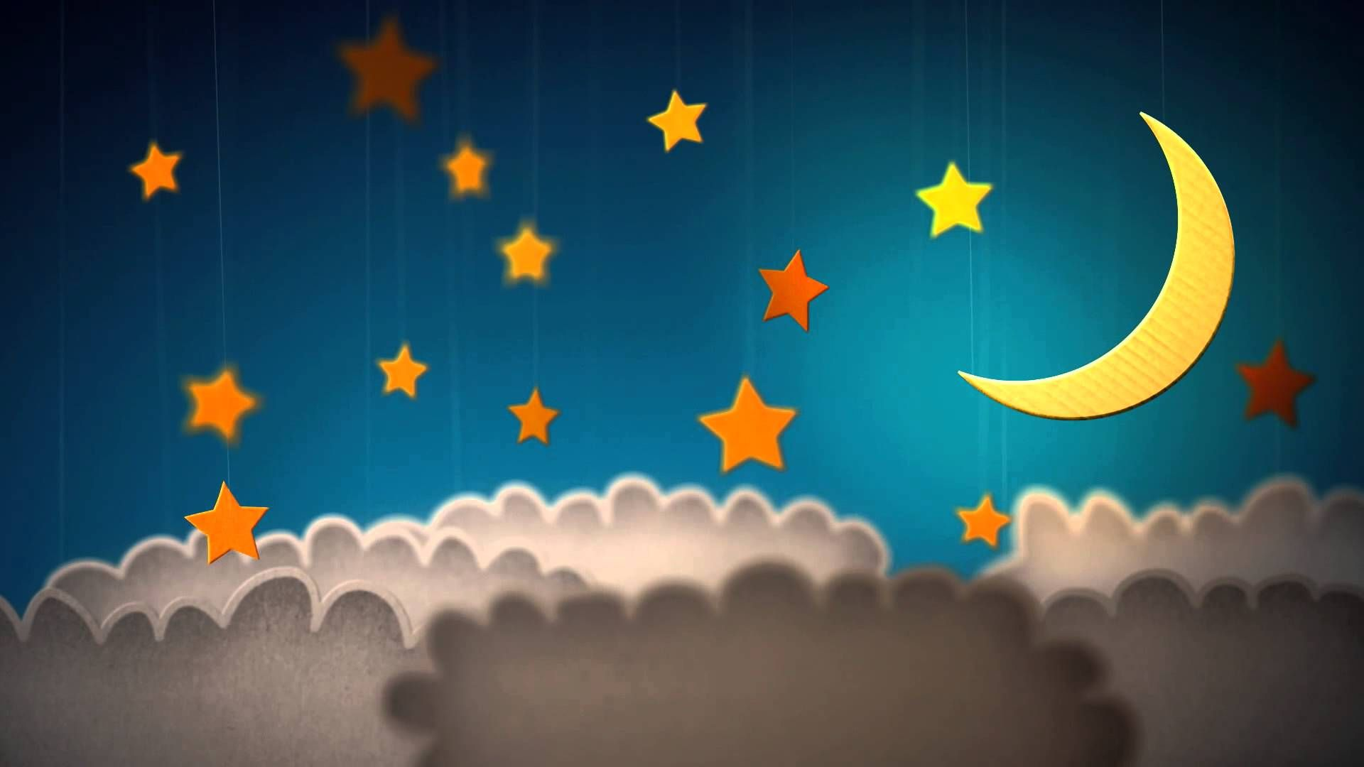 موسيقى هادئة لتنويم الاطفال موسيقى هادئة تساعد الاطفال على النوم موسيقى نوم الاطفال بعد يوم مفعم بالحيوة والنشاط است Cloud Decoration Lullabies Kids Headboard