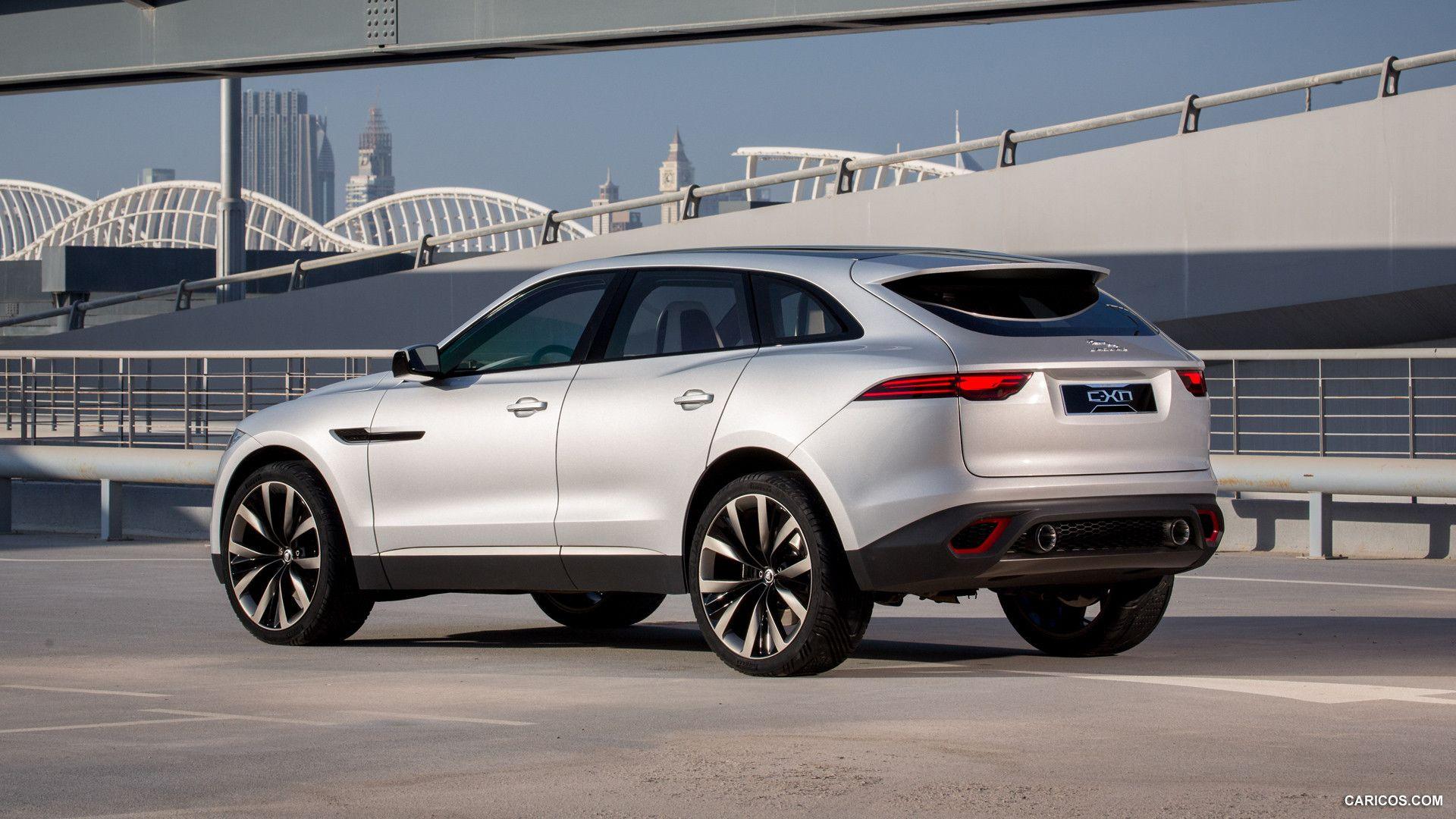 2016 Jaguar F Pace Suv Hybrid Jaguar Jaguar Suv Jaguar Cars