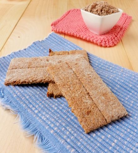 Home Made All-Bran Bars