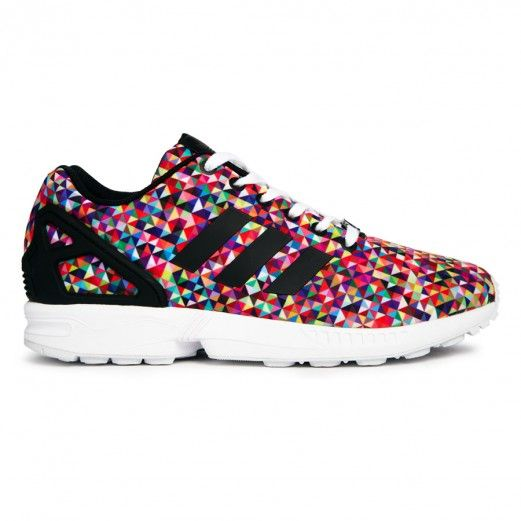 a9c425749c07d Adidas Zx Flux Multi M19845 Sneakers — Running Shoes at CrookedTongues.com