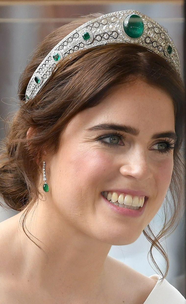 Greville Emerald Kokoshnik Tiara Princess eugenie, Royal