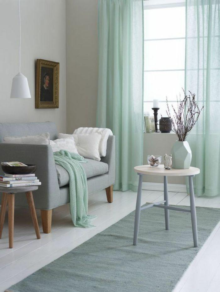 1001 ideas sobre decoracion de habitaci n gris for Habitacion blanca y turquesa
