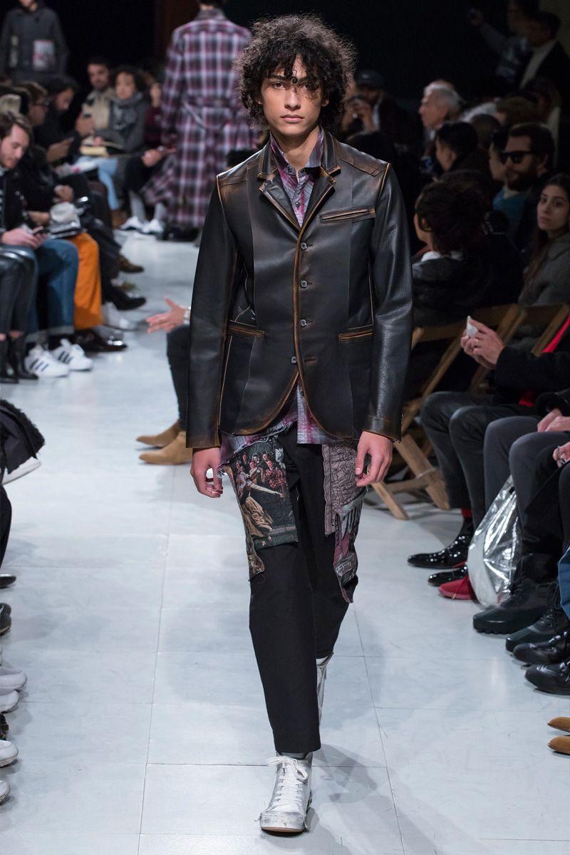 MiharaYasuhiro   Fall Winter 2016 Otoño Invierno - #Menswear #Trends #Tendencias #Moda Hombre - F.Y!