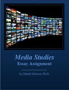 media studies essay assignment student an and the o jays the package is a media studies assignment to view and analyze a media product and then