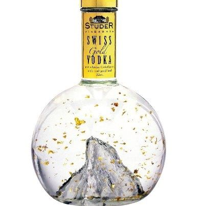 Gold Flakes Liquor Real Gold Flakes In This Vodka