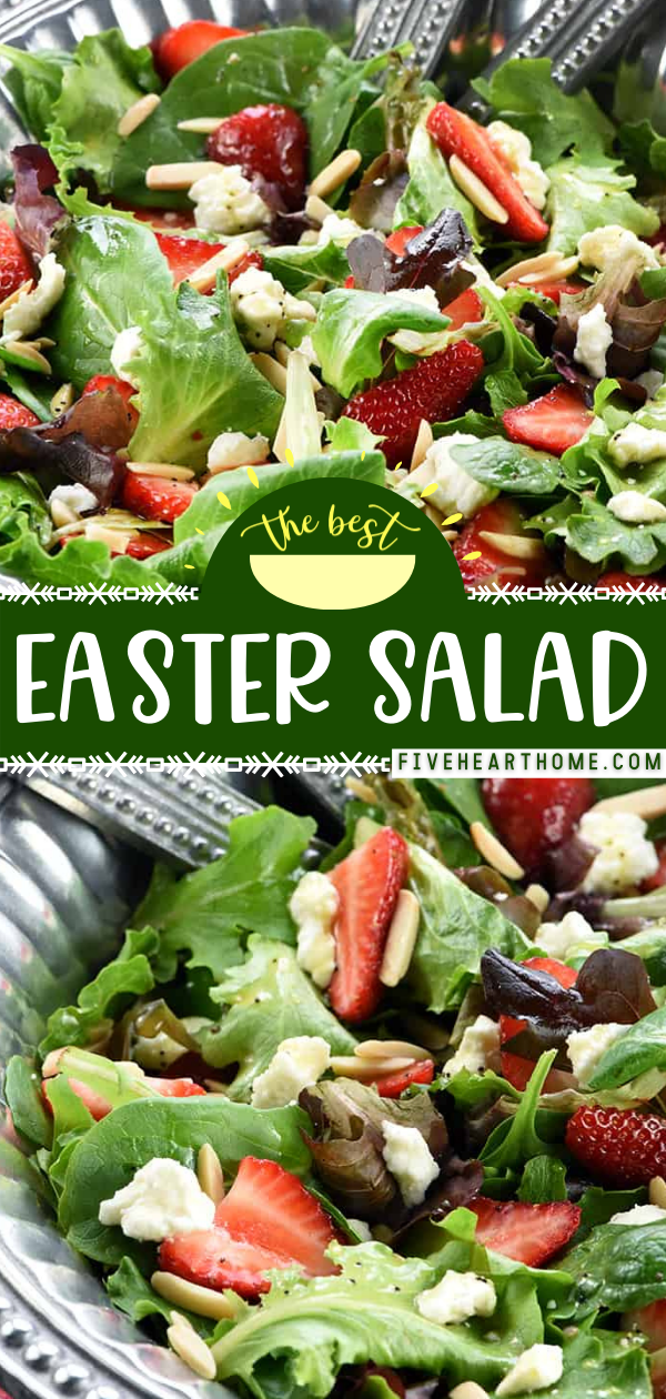 Easter Salad In 2021 Summer Salads With Fruit Spring Salad Recipes Yummy Salad Recipes