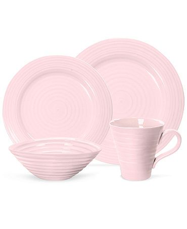 pink+dishes | Dinnerware Sophie Conran Pink Collection - Casual Dinnerware .  sc 1 st  Pinterest & pink+dishes | Dinnerware Sophie Conran Pink Collection - Casual ...