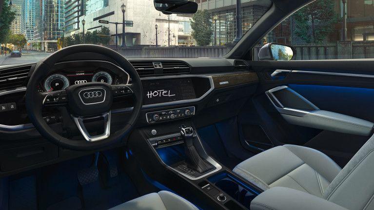 2019 Audi Q3 New Design Standard Quattro All Wheel Drive Audi Usa