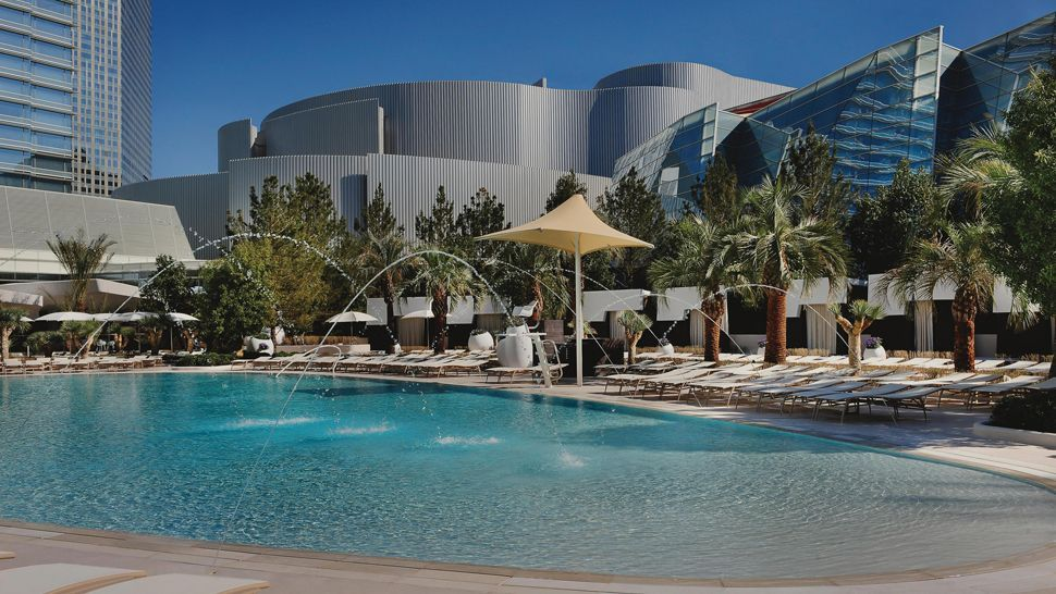 Live It Up At Aria Resort Casino City Center Las Vegas Nevada