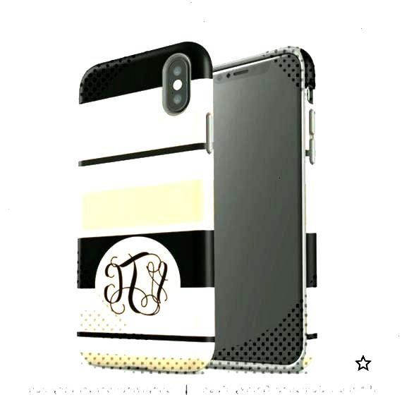 iPhone X Case, Monogram, iPhone 7 Plus Case, iPhone 8 Case, Gala...