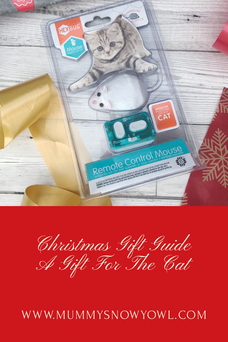 Christmas Gift Guide! A great gift for the cat