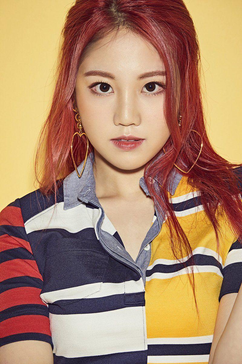 Neonpunch Arang Ex Member New Girl Kpop Girls Profile Photo