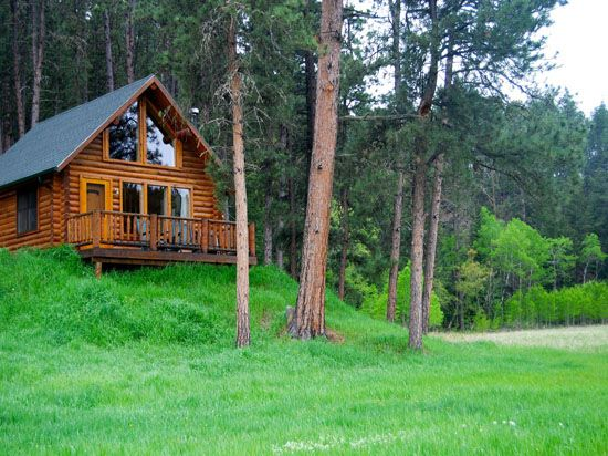 Superbe Newton Fork Ranch   Well Appointed, Fully Furnished Black Hills, South  Dakota Vacation Cabins, Available Year Round For Nightly Or Weekly Rentals  ...