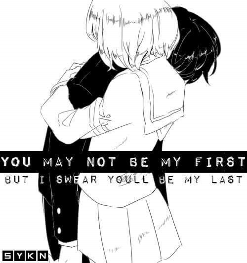 Your Not My First But I Love You Now Girl U Sad Anime QuotesManga QuotesFairy TailRomantic