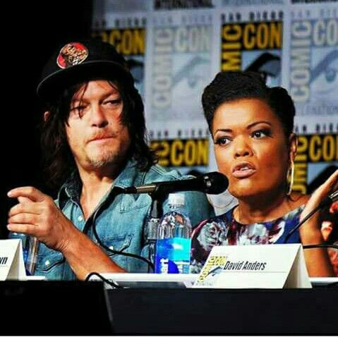 Norman and Yvette