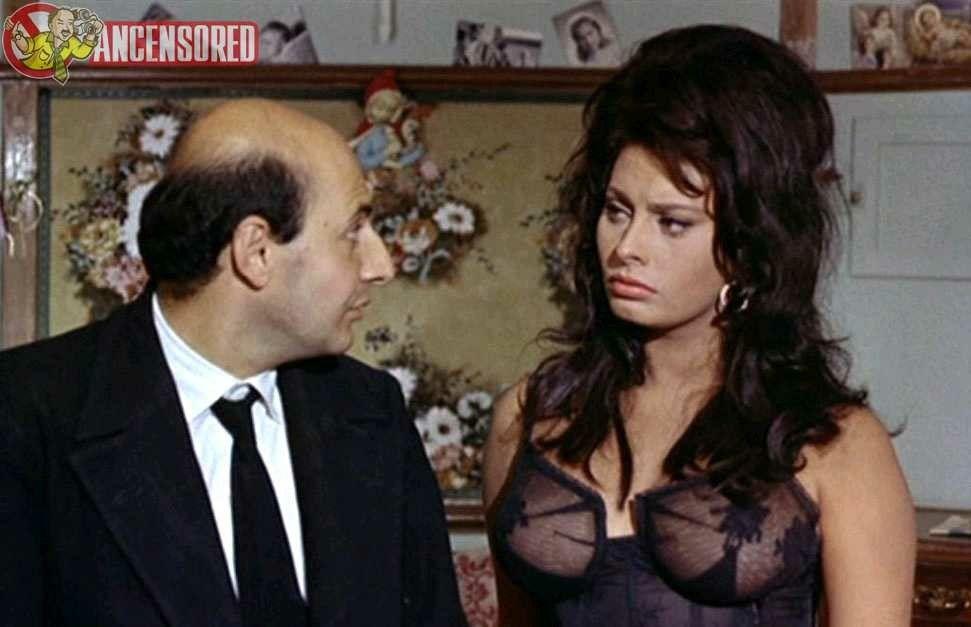 Pin en Sophia Loren