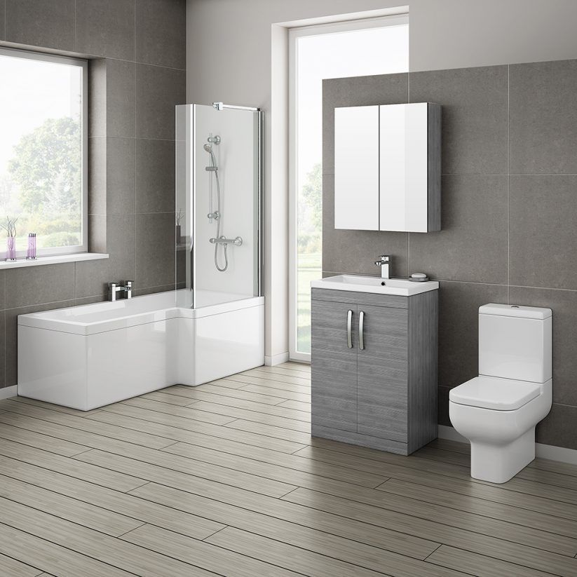 Colors Floors And White Tile Floors On Pinterest: White And Brown Ceramics Wall Colors Beige Bathroom Rugs