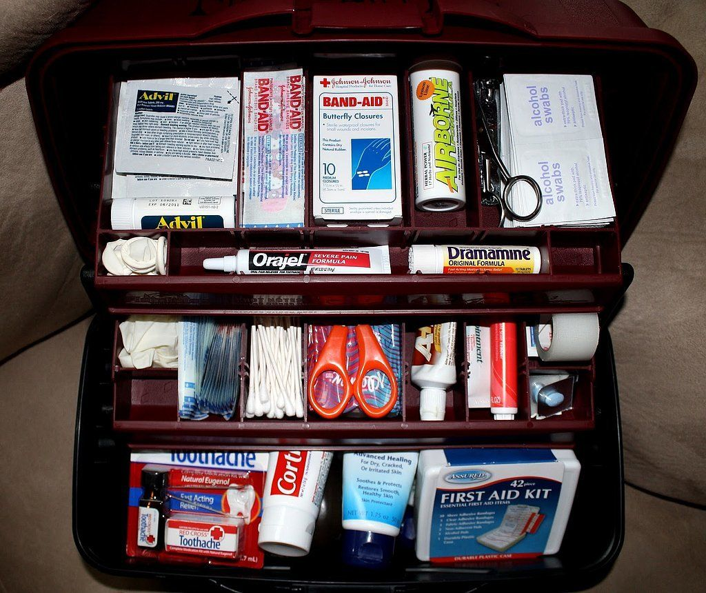 100 Of The Best Diy Gifts For College Students Diy First Aid Kit Emergency Kit First Aid Kit