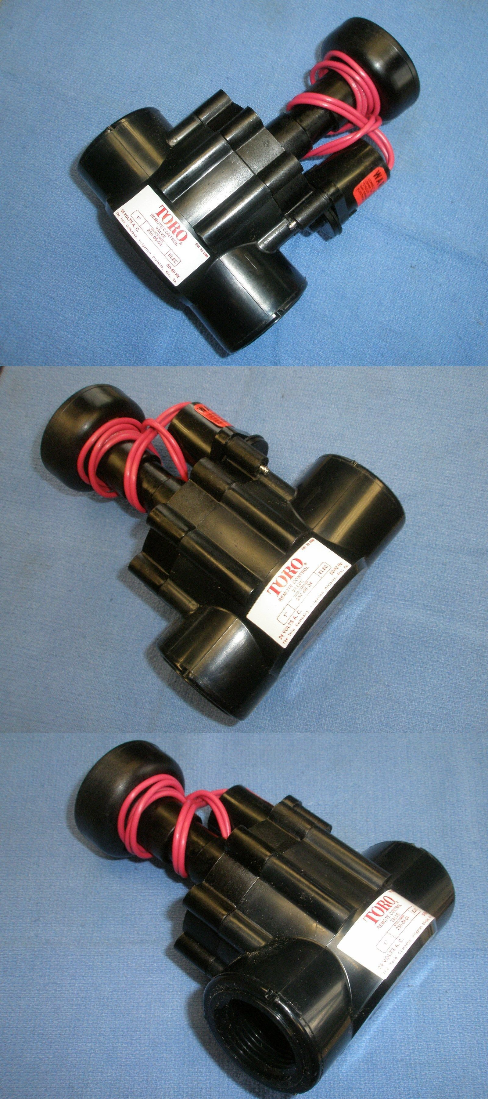 how to replace sprinkler valve manifold