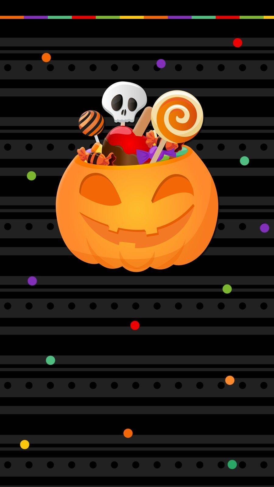 Happy Halloween Wallpaper Iphone Android Theme Cute Happyfallyallwallpaper Happ Halloween Wallpaper Halloween Wallpaper Iphone Halloween Wallpaper Cute