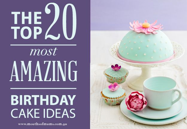 amazing birthday cake ideas!  sc 1 st  Pinterest & amazing birthday cake ideas!   mom   Pinterest   Amazing birthday ...